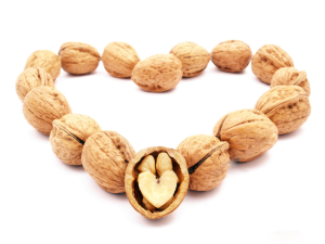 Walnuts for an healthy heart