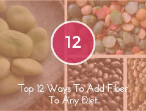 12 Ways To Add Fiber To Any Diet